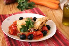 Cacciatore, Meat, Chicken, Food, Meals, Yemek, Buffalo Chicken, Eten, Rooster