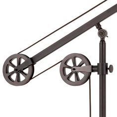 """Williston Forge Carlisle 70"""" Reading Floor Lamp & Reviews   Wayfair Desk Lamp, Table Lamp, Etagere Bookcase, Unique Lamps, Carlisle, Lamp Light, Pulley Light, Glass Shades, Industrial Style"""