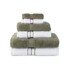Superior 900 GSM 6 Piece Towel Set