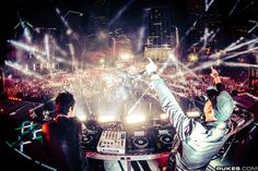 Knife Party #edm #raves #destroythemwithlasers