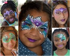 Blazin Brush-Face And Body Art. - Face Painting Kissimmee, FL