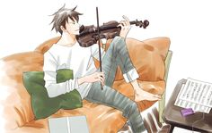 Nodame Cantabile by Ninomiya Tomoko
