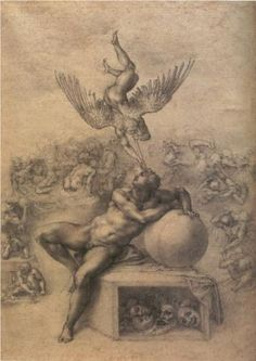 The Dream of Human Life - Michelangelo