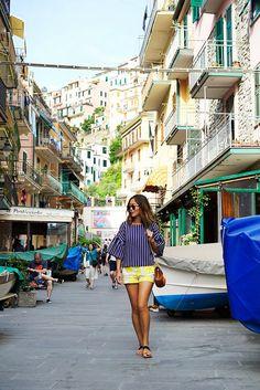 7 Fashion It-Girls Share Their World Travel Secrets via @mydomaine