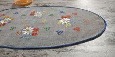 Point Lace, Lace Doilies, Light Beige, Centerpieces, Kids Rugs, Floral, Cotton, Handmade, Etsy
