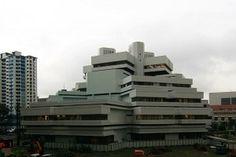 Subordinate Court 1973 Kumpulan Akitek Architects