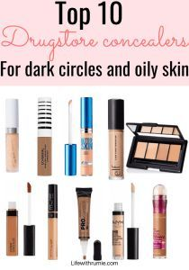 The 10 Best Drugstore Concealers For Dark Circles Life With Rumie In 2020 Best Drugstore Concealer Drugstore Concealer Concealer For Dark Circles
