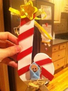 Jesus and candy cane craft  :) To do when we read legend of the candy cane today!