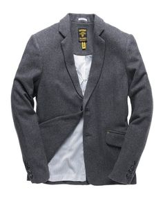 Superdry Porter Tweed Blazer