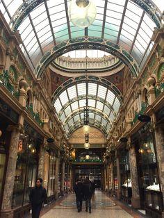 Victoria Quarter, Leeds - Yorkshire, England