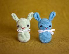 amigurumi little bunnies