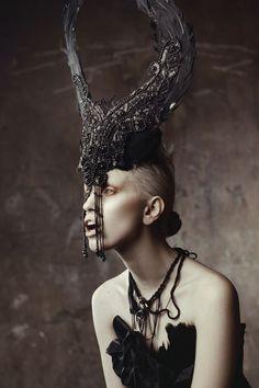 Dark fashion inspiration | Living Loud