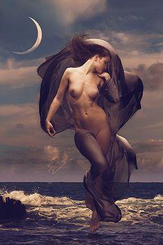 Evening mood by Vitaly-Sokol.deviantart.com on @deviantART A William Adolphe Bouguereau IMITATION