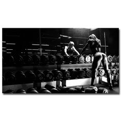 Sexy Bodybuilding Girl Motivational Quote Art Silk Poster Print 13x24 24x43inches Gym Room Decor Fitness Sports Picture 47  http://ali.pub/68ecx