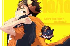 For my Nishinoya loving friend