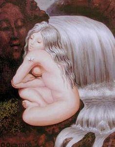 Octavio Ocampo, spécialiste des illusions d'optique Scary Optical Illusions, Art Optical, Face Illusions, Illusion Kunst, Illusion Art, Illusion Drawings, 3d Foto, Illusion Paintings, Street Art