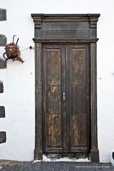 door in Lanzarote / Canary Islands