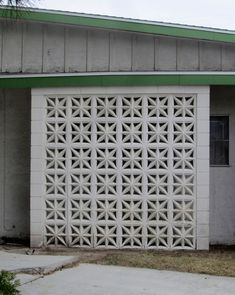 paradise palms the architecture of paradise palms decorative concrete screen block - Decorative Concrete Block