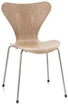 Series 7 Chair designed by Arne Jacobsen in 1955.
