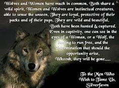 Discover and share She Wolf Quotes. Explore our collection of motivational and famous quotes by authors you know and love. Of Wolf And Man, Wolves And Women, Native American Wisdom, American Spirit, Indian Quotes, Indian Sayings, Wolf Spirit, Spirit Animal, Animal Spirit Guides