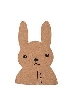 Anslagstavla, kanin
