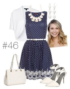 """""""#46 - 100 Dresses Spring/Summer 2014"""" by curvygirlamy ❤ liked on Polyvore featuring Lauren Ralph Lauren, Yumi, Alexander Wang, Liz Claiborne and Kate Spade"""