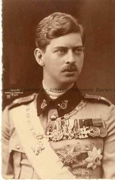 Carol II October 1893 – 4 April reigned as King of Romania from 8 June 1930 until 6 September He was the first member of the Romanian royal family to be raised in the Orthodox faith. Adele, Michael I Of Romania, Romanian Royal Family, Central And Eastern Europe, Kaiser, Descendants, Vintage Men, The Past, Royalty