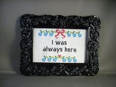 "I was always here  ""Girls"" by katiekutthroat on Etsy"