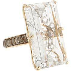 Federica Rettore Quartz & Diamond Ring http://www.polyvore.com/federica_rettore_quartz_diamond_ring/thing?id=15007790