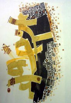 Mohammed Housti - Tifinagh