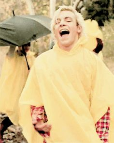 r5 smile | r5 smile music video ross lynch poncho rain coat gif