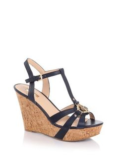 Hadyn Logo Wedges by Guess
