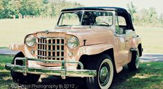 Jeep-Willys Jeepster Phaeton, photo by Due West Photography