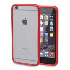 BUMPER ROJO IPHONE 6 http://137.devuelving.com/producto/bumper-rojo-iphone-6/12739