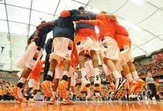 Syracuse Orangemen (Basketball). <3