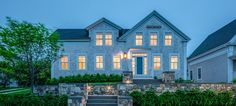 Cape Cod Residential Renovations/Additions - Cape Cod Architects - Architects in Massachusetts - Polhemus Savery DaSilva Style At Home, Time Out, Coastal Living, Cape Cod, Luxury Homes, Architects, Beautiful Homes, Beach House, Architecture Design