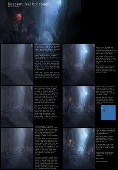 Tutorial Descent by eWKn.deviantart.com on @deviantART