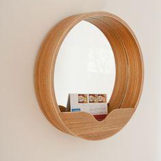 Miroir rond vide poches 3 suisses casa studio design for Casa miroir rond