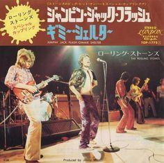 The Rolling Stones Jumpin' Jack Flash Vinyl Cd, Vinyl Records, Keith Richards Guitars, Jumpin' Jack Flash, Beggars Banquet, Bad Album, Charlie Watts, Comic Panels, Old Ads