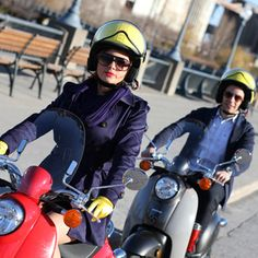 Montreal Scooter Rentals and Tours - Honda and Vespa - Location et promenades de scooter - Things to do in Montreal Honda Metropolitan, Vespa Lx, Honda Jazz, 50cc, Montreal, Tours