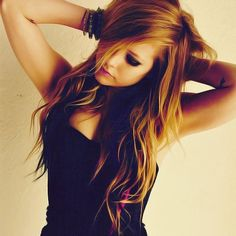 Avril Lavigne is the best damn thing that my eyes had ever seen.