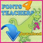 31 best school fonts for teachers and Parents. Create hundreds of worksheets for kids to practice handwriting, spelling or penmanship at school. Tr...