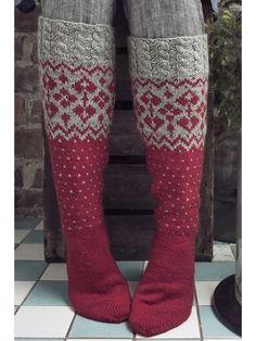 Socks Tähtitaivas by Novita knits Crochet Socks, Knitting Socks, Hand Knitting, Knitting Patterns, Knit Crochet, Stocking Tights, Wool Socks, Fair Isle Knitting, Sock Yarn