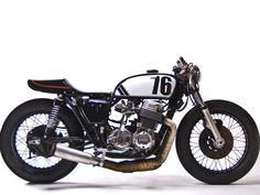 Honda CB750 Cafe Racer by motoHangar