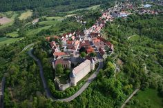 Waldenburg Germany, my ancestral home