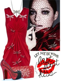 """""""This girl is on fire"""" by tchantx on Polyvore"""