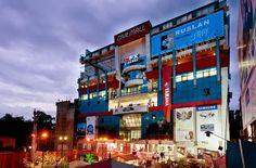 QFX Civic Mall Cinema, Kathmandu, Nepal.