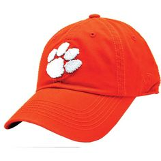 ec8682b8 Clemson Tigers TOW Youth Rookie Tri-Tone Offroad Adjustable Snapback ...