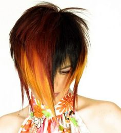 By Morgan Cameron. Dramatic and Dimensional Hair Color @Bloom.com