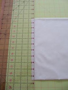 great tutorial on cutting squares
